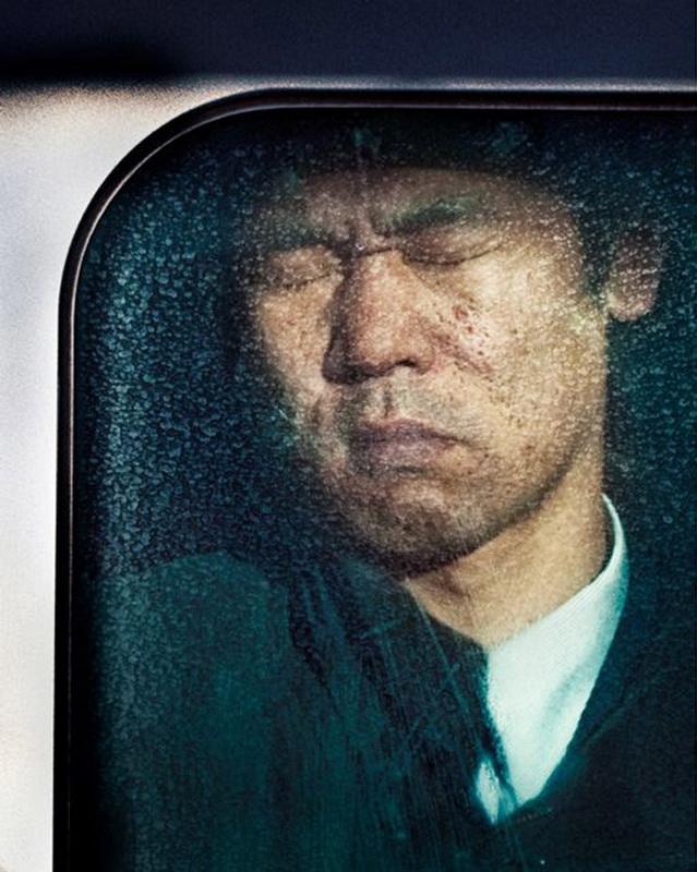 Фотограф Michael Wolf / Михаэль Вольф. О человеке в большом городе. ч.2. Tokyo Compression.