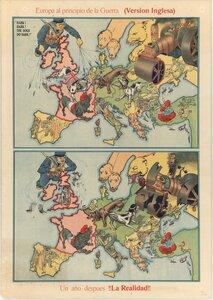 1915. Европа в войне (английская версия) и реальность