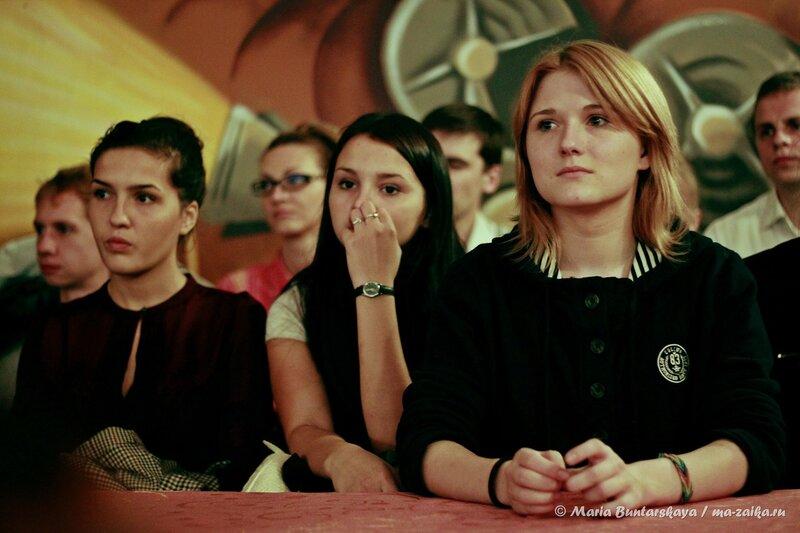 Фестиваль 'Саратовские страдания', Саратов, 'Дом кино', 13 сентября 2013 года