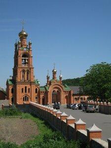 Свято-Покровский Голосеевский монастырь Фото www.panoramio.com
