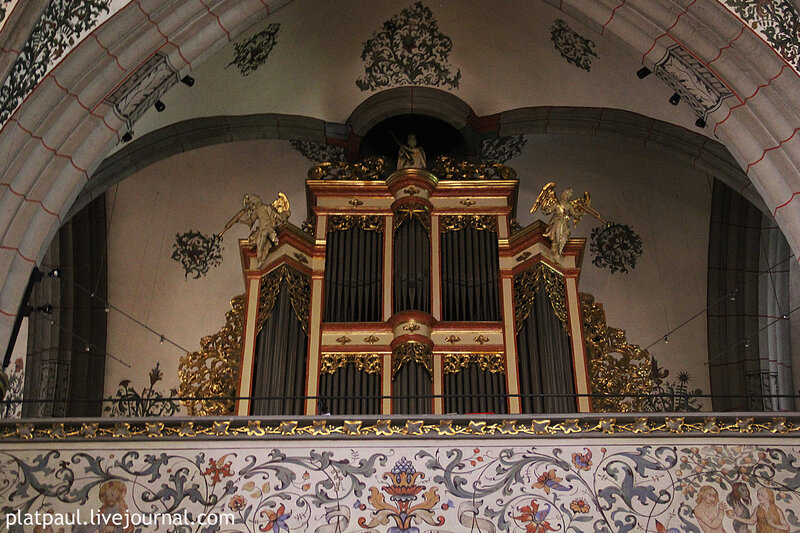 церковь св.Лаврентия