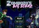 Бен 10 город зомби