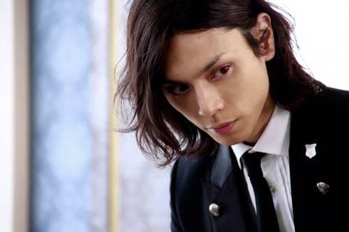 Хиро Мадзушима, демон дворецкий, Kuroshitsuji , black butler, шоту не завезли