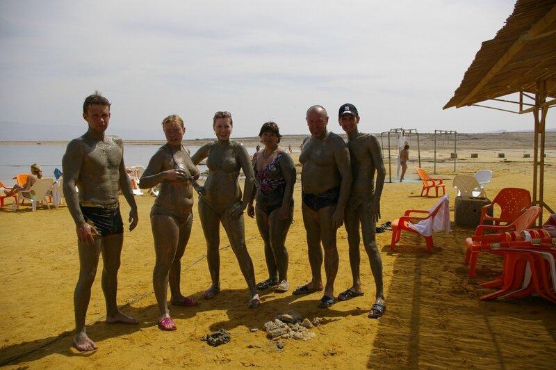День пятый. Мертвое Море. Израиль. 2013.