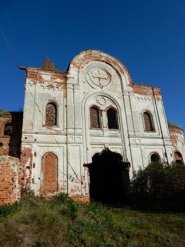 Заоникиевский монастырь