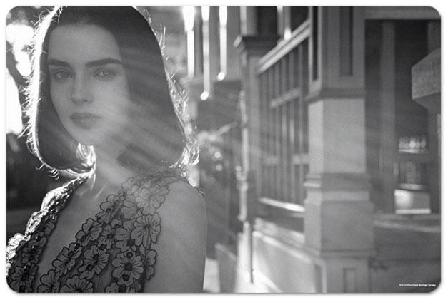 Ali Michael / Али Майкл в журнале Anew Magazine, весна-лето 2013 / фотографы Sofia Sanchez & Mauro Mongiello