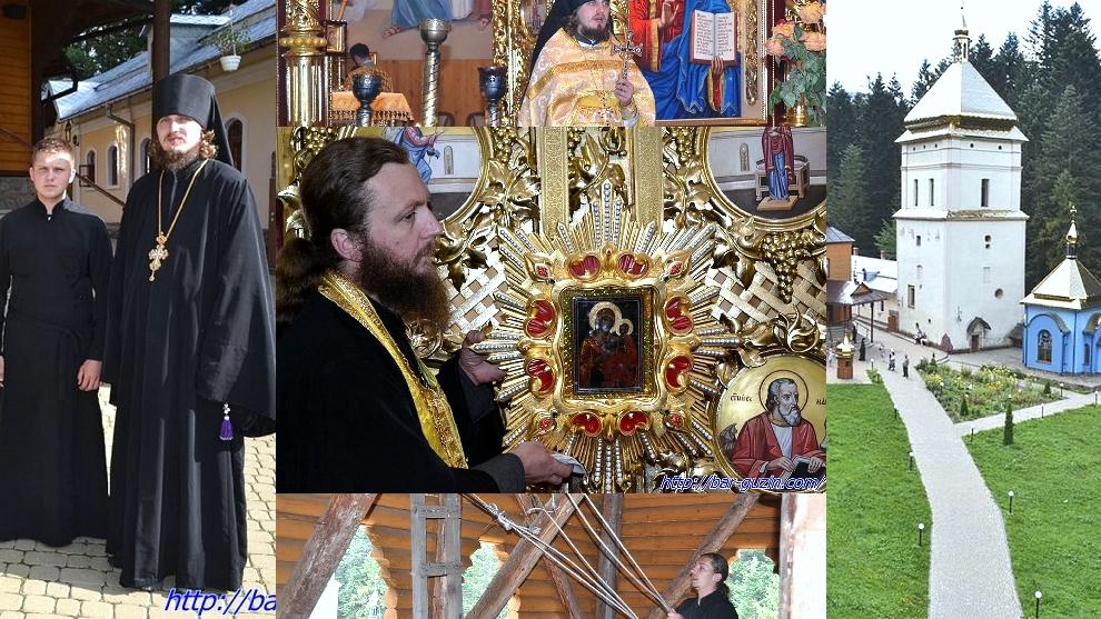 Манявский Хресто-Воздвиженский мужской монастырь