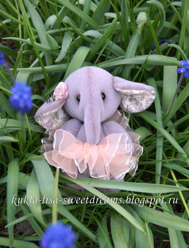 слоник своими руками