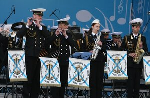 Во Владивостоке начался Международного фестиваля духовых оркестров