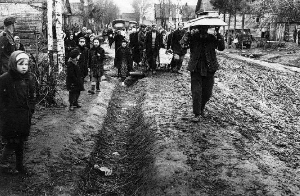 Похороны в деревне