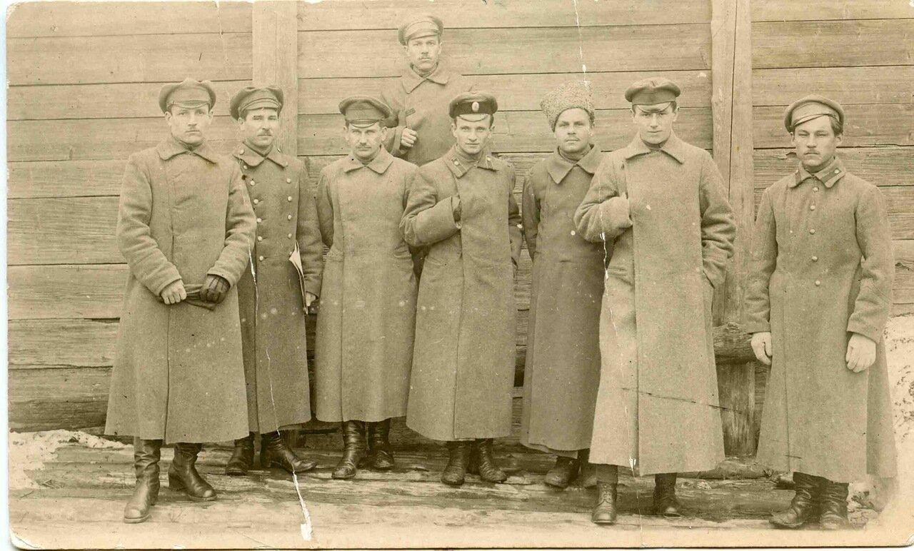 1918. Рыбинск