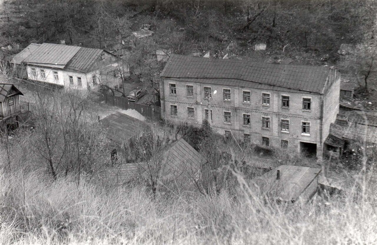 1981 год. Улица Петровская