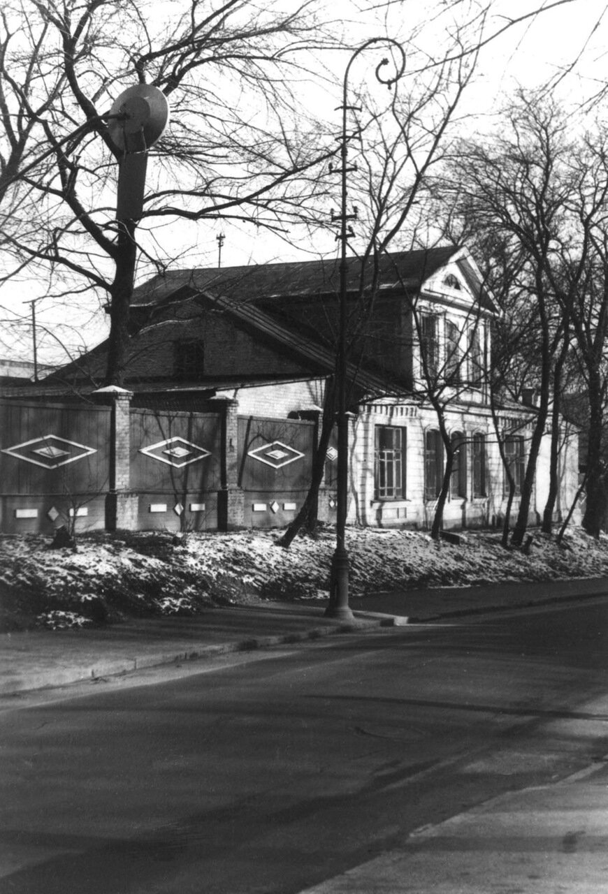 ул. Артема 1981 год