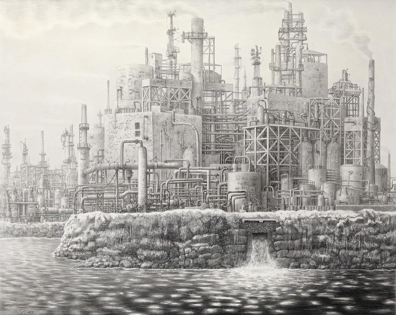Жидкие выбросы. 2009