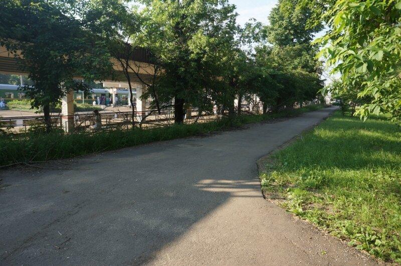 Веломаршрут Братиславская - Павелецкая