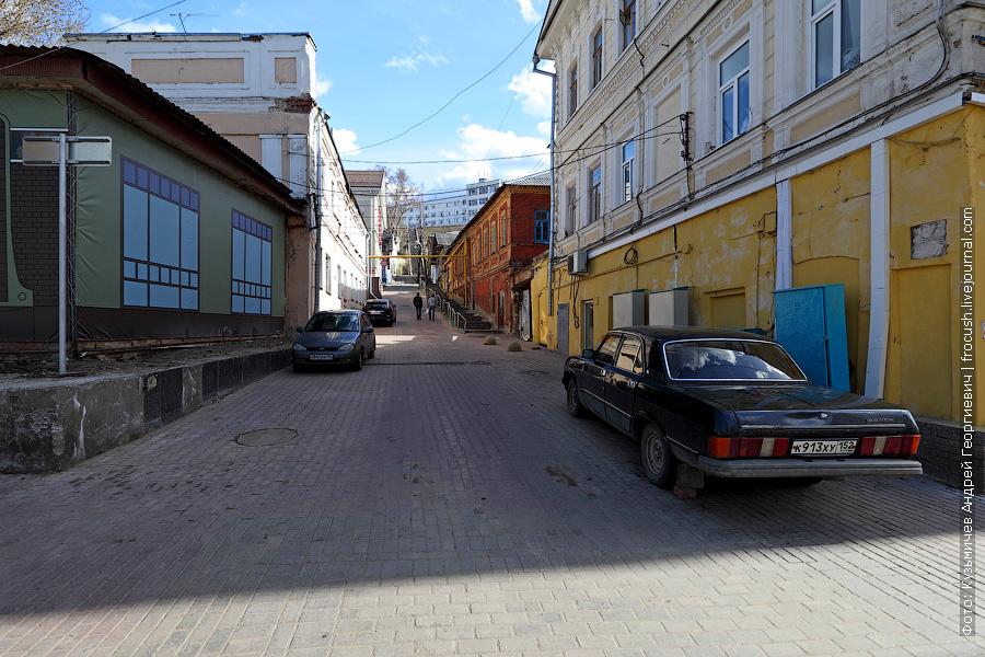 Переулок Вахитова