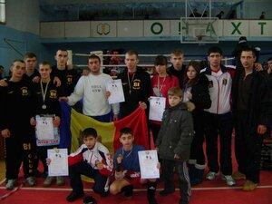 Самый юный боец в кикбоксинге Молдовы завоевал золото
