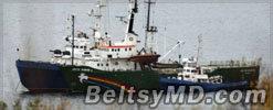 Противоречивые данные об арестованных судна Arctic Sunrise