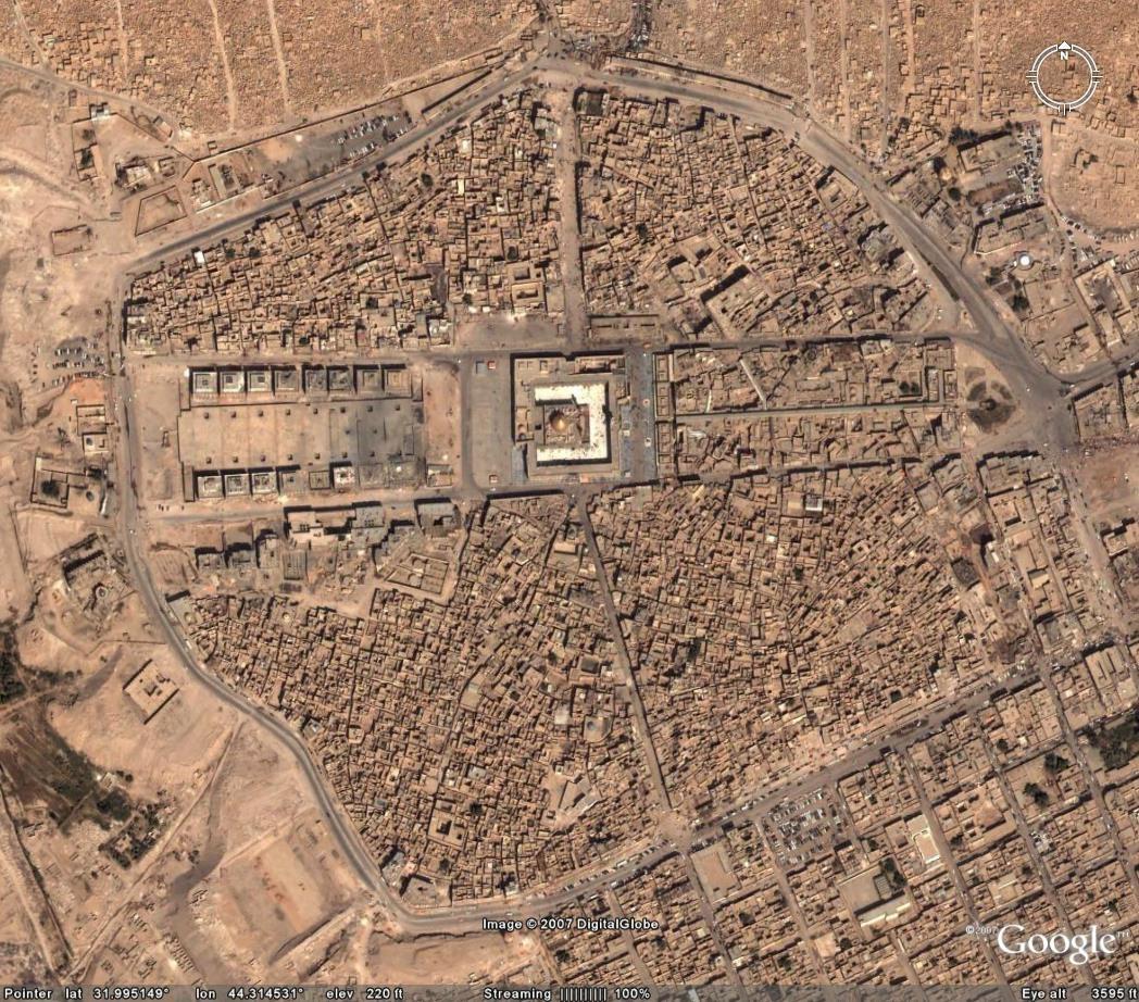 Самое большое в мире кладбище