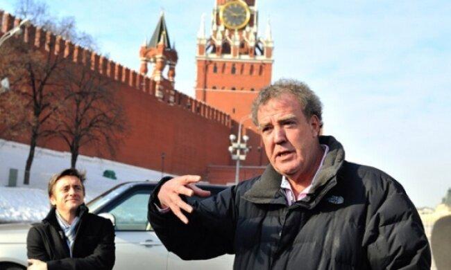 Джереми Кларксон о русских