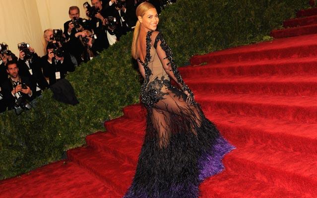 Бейонсе может стать лицом бренда Givenchy