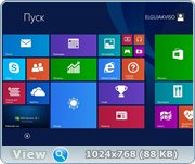 Windows 8.1 Pro x64 Elgujakviso Edition (v28.10.13) [Ru]
