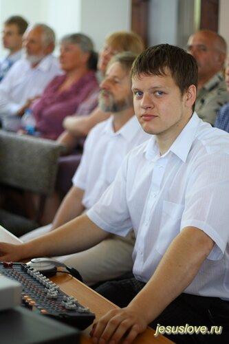 Всеукраинский фестиваль духовых оркестров. Фото. День 2, утро.