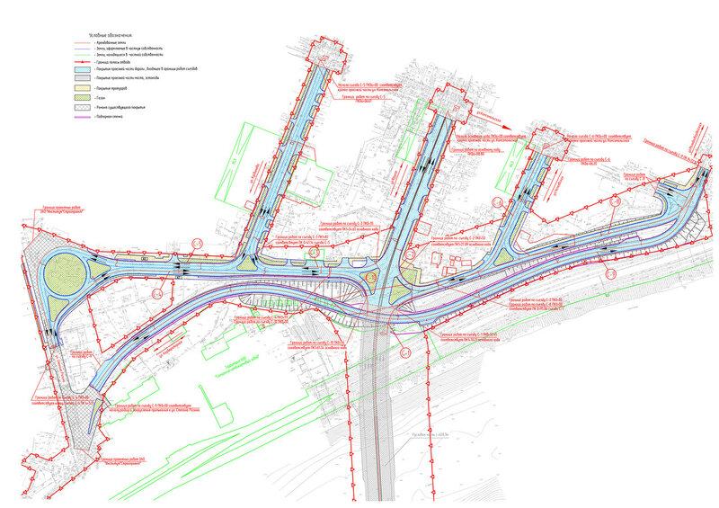 Проект Фрунзенского моста