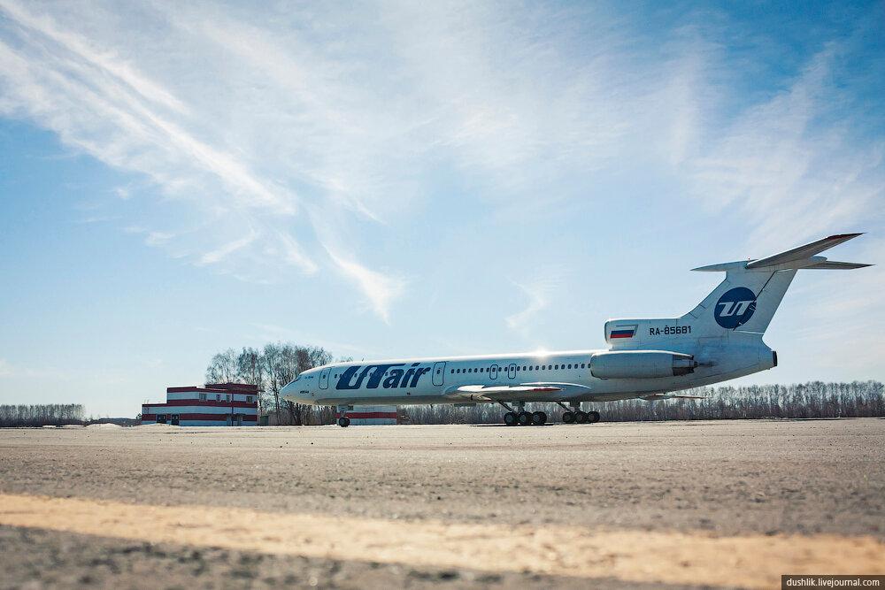 Аэропорт «Уфа». Неопубликованное