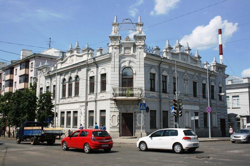 Казань. (Кода)