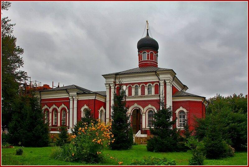 Алексеевская церковь, Хотьково