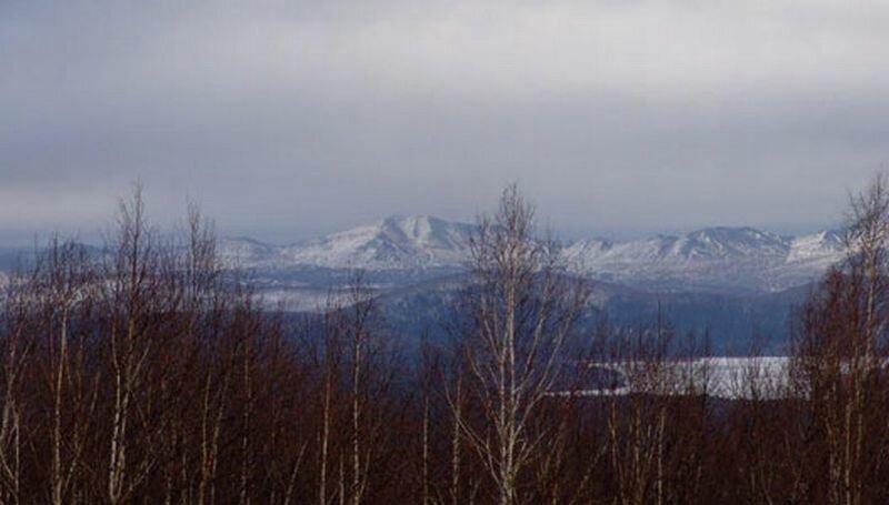 Вид на Карабаш с горы Юрма (10.06.2013)