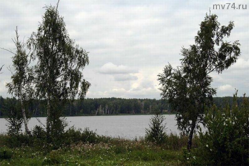 Грязи и вода озера лечебные (29.07.2013)