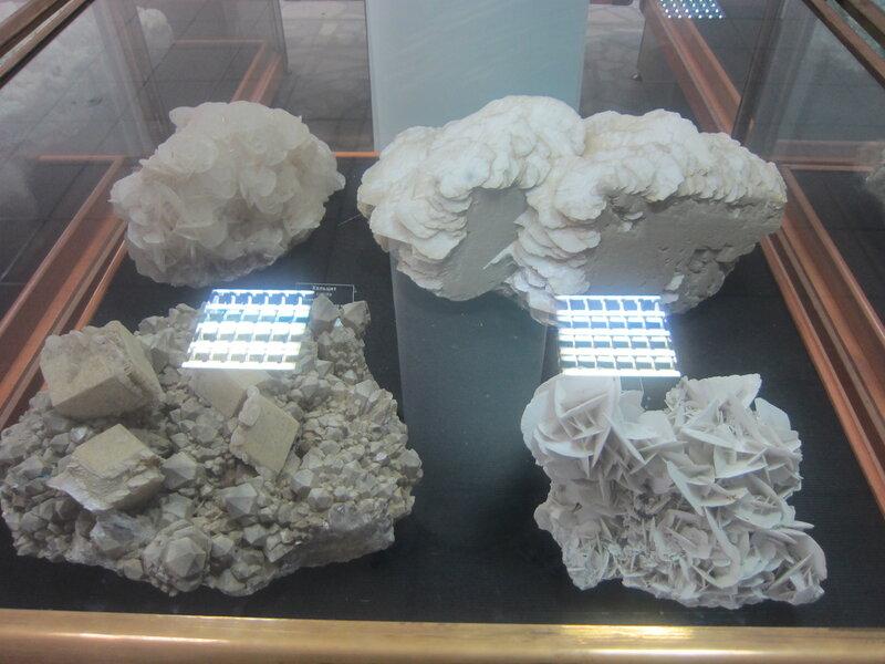 Каменные лепестки - тонкие как бумага. (15.11.2013)