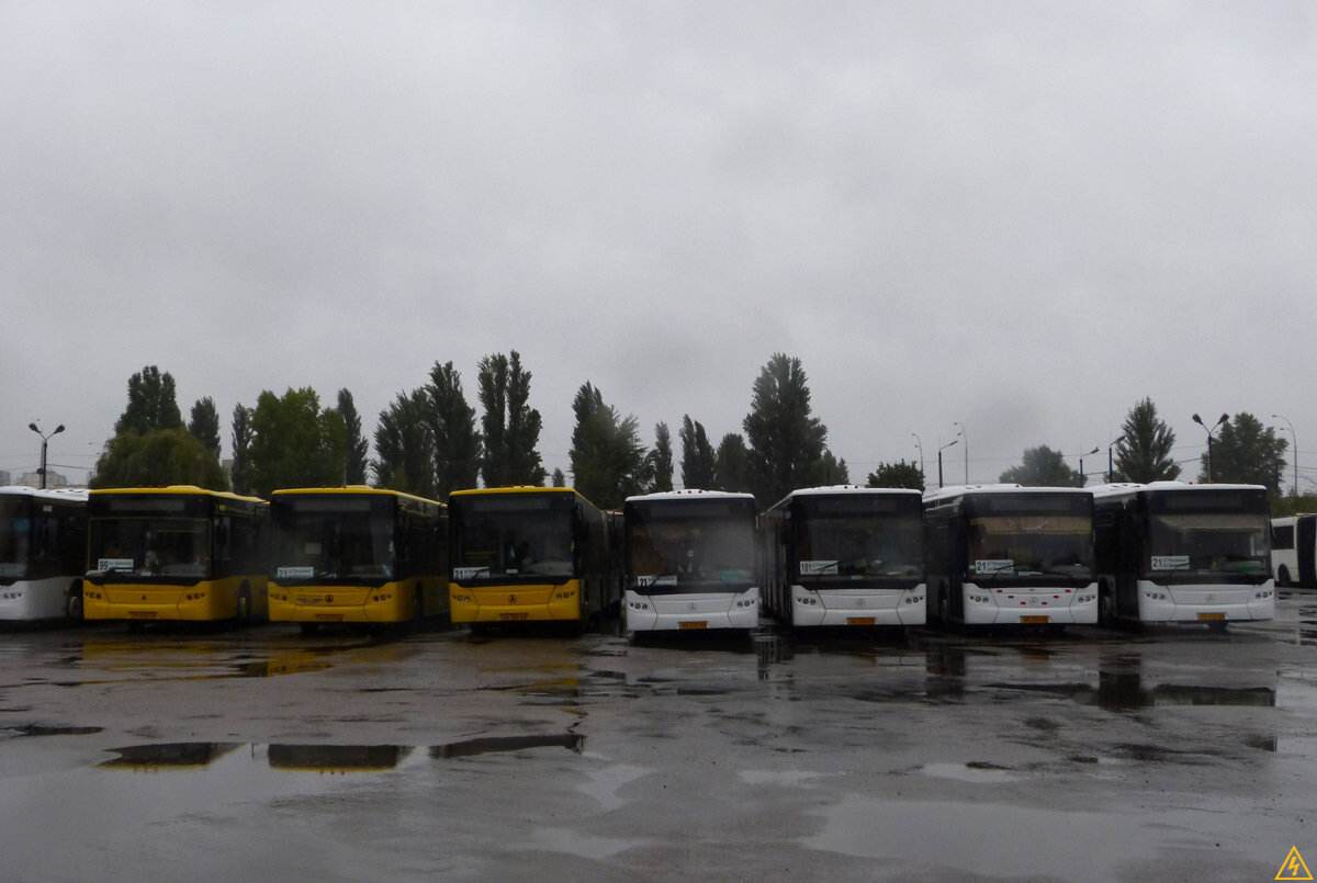 Автобусный парк №6 (2013)