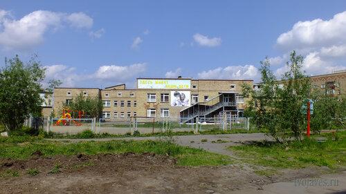 Фото города Инта №4800  Южная сторона Куратова 66 24.06.2013_12:26