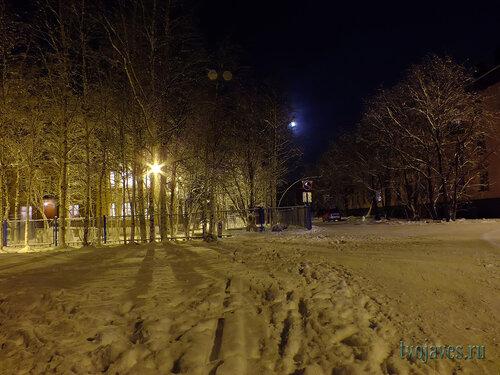 Фото города Инта №6263  Чайковского 8 и Полярная 24 15.11.2013_17:03