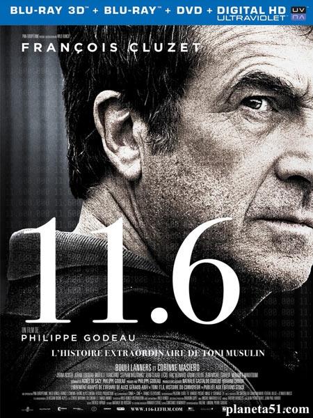 11.6 / Одиннадцать шесть (2013/BDRip/HDRip/НТВ+)