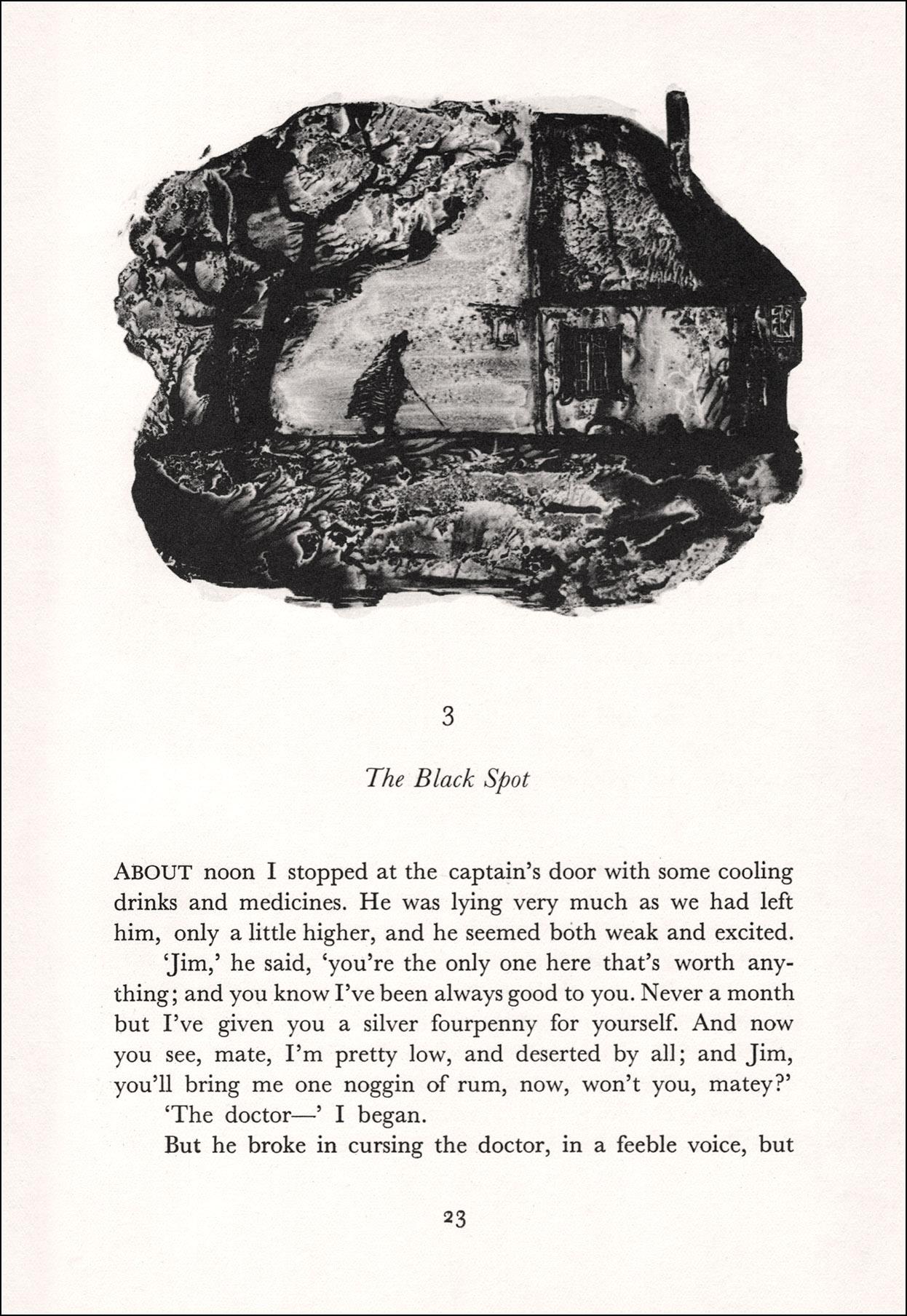 Josef Hochman, Treasure Island
