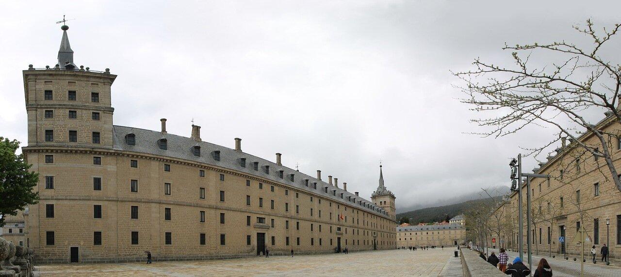 Kolevski the monastery of El Escorial (Monasterio de El Escorial)