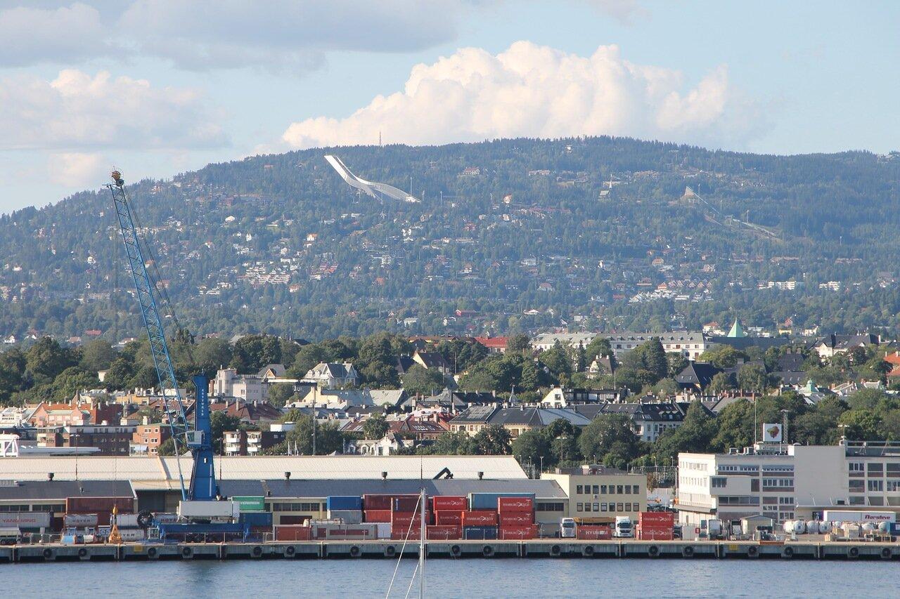 Oslo. Осло. Ослофьорд, Oslofjord