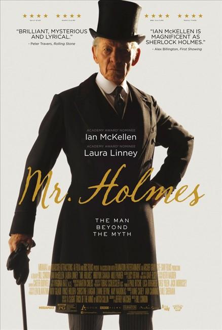 ����� / Mr. Holmes (2015)