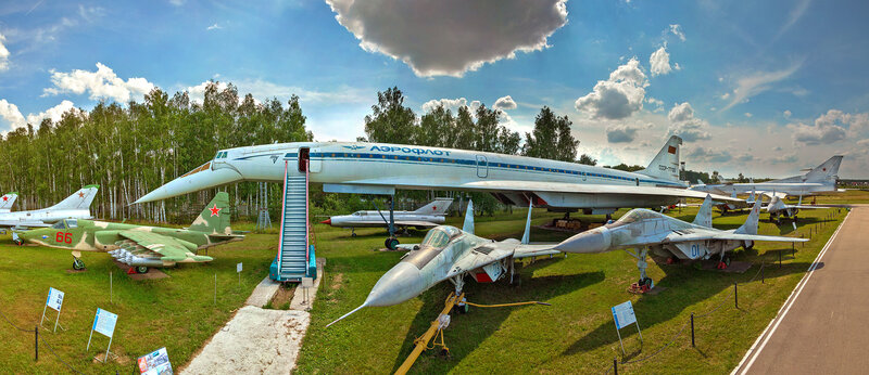 Ту-144 Монино