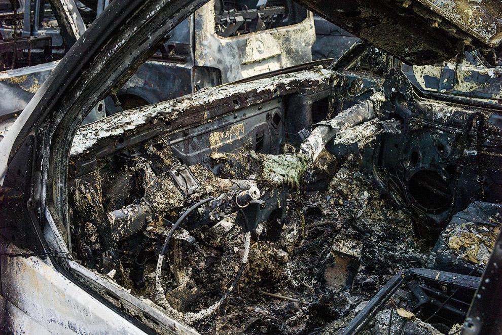 3.1. Спутниковые фотографии одного и того же места до и после взрыва. 25 мая 2015 и… (Фото Google |