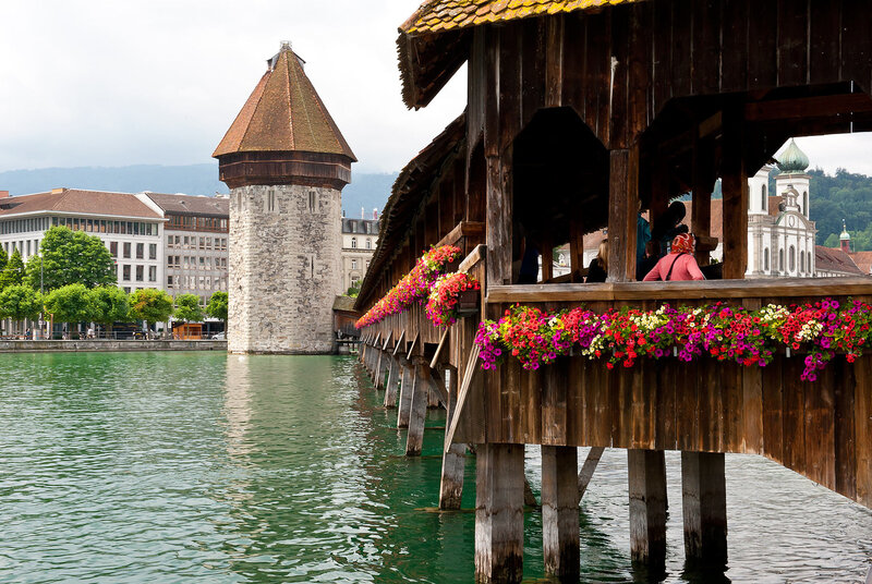 Уютная Швейцария