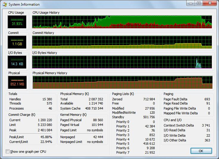 Рис. 4.37. Окно System Information