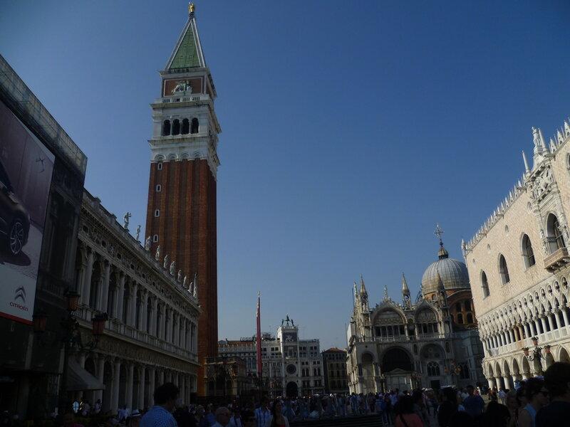 Италия, Венеция - Сан-Марко. (Italy, Venice - San Marco)