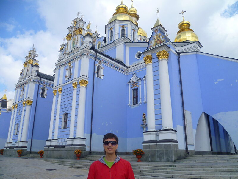 Украина, Киев - Михайловский собор (Ukraine, Kiev - St. Michael's Cathedral)