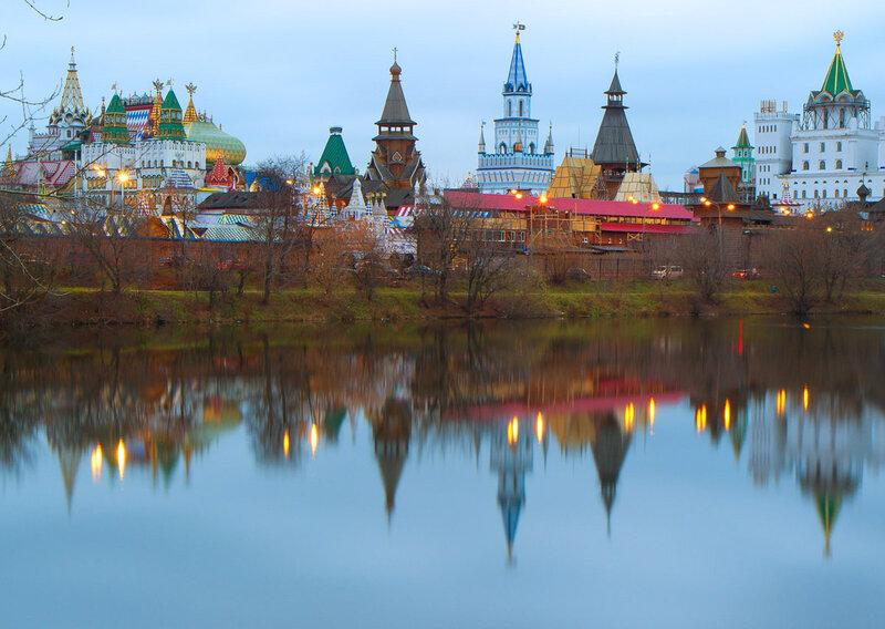 Измайловский кремль.