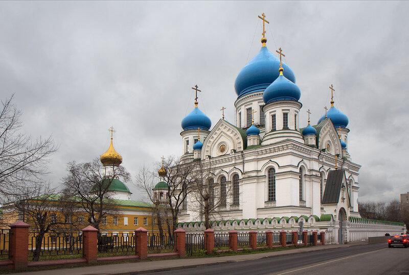 Николо- Перервинский монастырь .